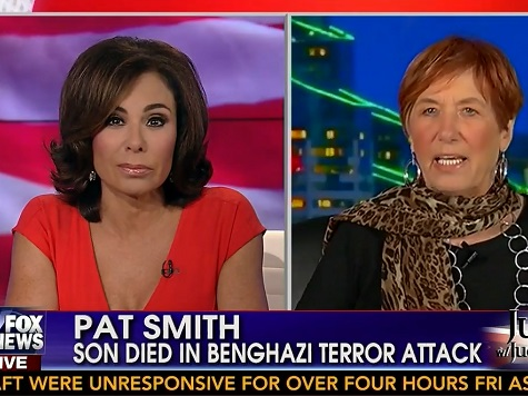 Benghazi Victim's Mom: Obama, Hillary 'Killed my Kid'