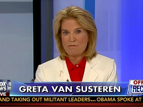 Greta Van Susteren: Obama Admin Pressured us to Drop Benghazi Story