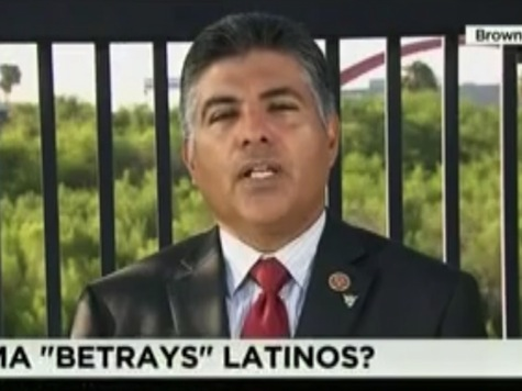 Dem Rep: Latinos 'Pissed Off' at 'Disgusting' Republican Party