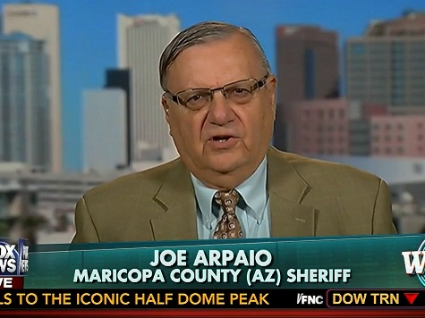 Sheriff Joe: Illegal Immigrant in My County Arrested 25 Times
