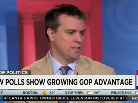 NYT's Jonathan Martin: Polling Looking 'More Grim' for Democrats