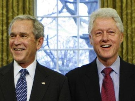 Bill Clinton Reveals Story of Bush's Presidential Phone Calls