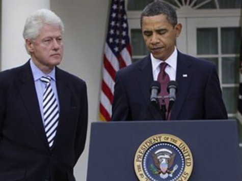 Bill Clinton: A Good President Develops Real Friendships with Opposition