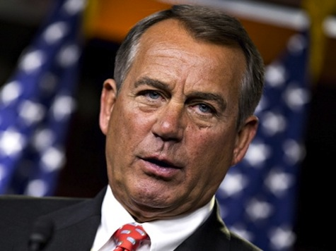 Boehner: I've Been Calling for an ISIS Strategy Since January
