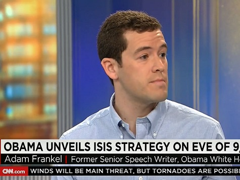 Fmr Speechwriter: Obama 'Doesn't Follow the Polls'