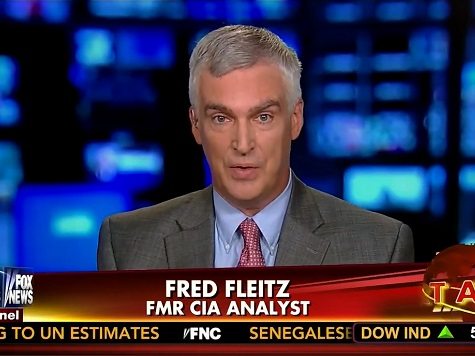 Fmr CIA Analyst: Syrian Rebels 'Thoroughly Infiltrated by Islamists'