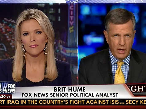 Hume: Obama ISIS Policy 'Leading from Behind' — Behind Public Opinion