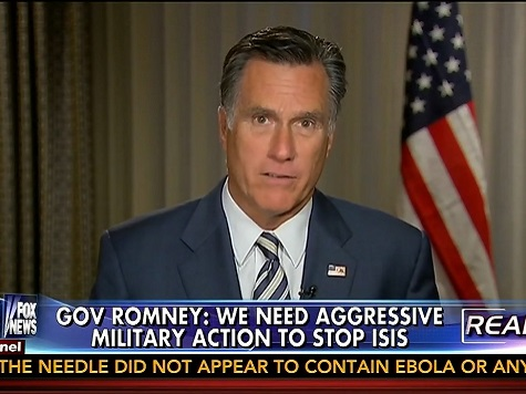 Romney: 'Hard to Imagine' How Obama's Foreign Policy Could Be Worse