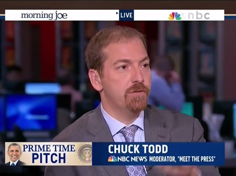 Chuck Todd: Obama 'On the Precipice of Doing Jimmy Carter-Like Damage' to Dems