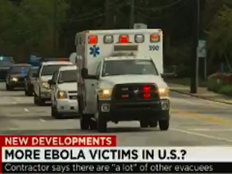 CNN: Pilots Flying Ebola Patients to US Say More Exposed Brought to US than Reported