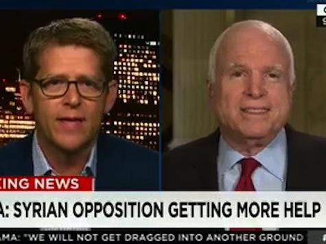 Watch: McCain, Carney Epic ISIS Showdown