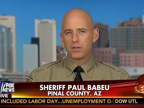 AZ Sheriff: Border Patrol Baking Birthday Cakes