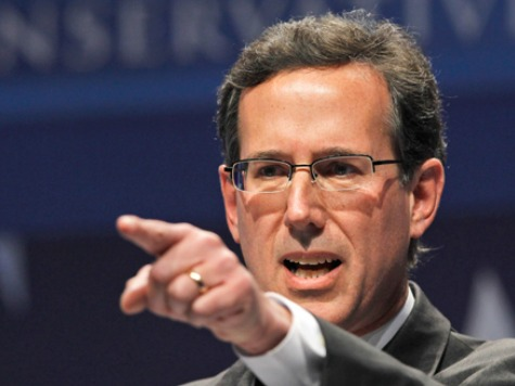 Santorum Taking 'A More Serious Look' at 2016 Run
