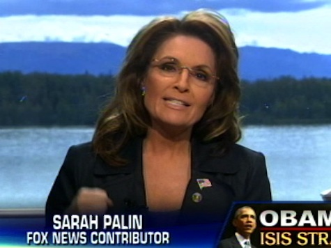 Palin Jokes: 'I Owe America a Global Apology' for McCain Not Getting Elected