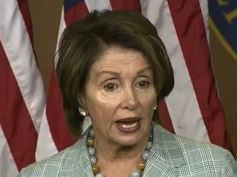 Pelosi: Up to 10,000 ISIS Jihadist Have European Passports