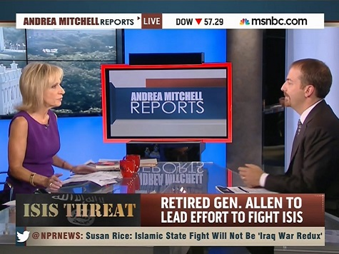 MSNBC: Arab Allies 'Don't Trust This President'