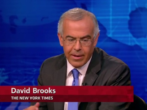 Brooks: 'Reluctant Warrior' Obama 'Not Going To Be Carried Away By His Own Righteousness'