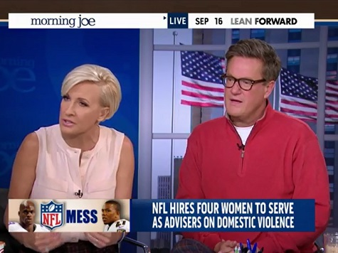 Mika Touts Questionable Super Bowl-Domestic Violence Claim in NFL Violence Argument
