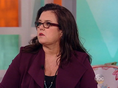Rosie O'Donnell Unaware of Charles Krauthammer