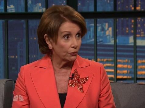 Pelosi: Cruz Wrong on SNL Claim About Anti-Free Speech Bill
