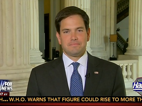 Rubio: Obama Leaving ISIS to His Successor