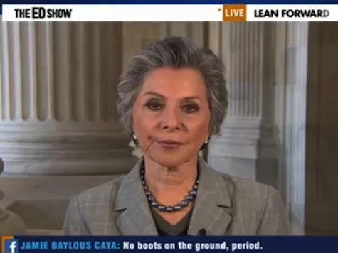 Boxer: Graham, McCain Have Zero Credibility