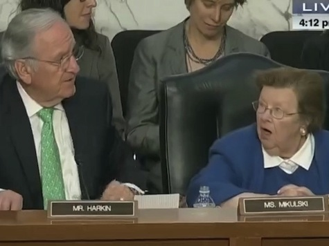 CDC Shocks Senator with Ebola Answer: 'It's A Disaster When a Disaster Is Declared'
