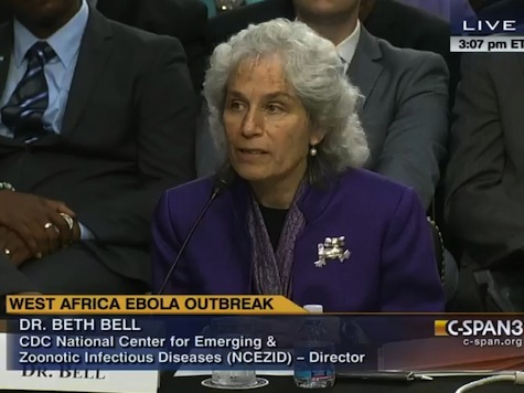 CDC: Ebola Outbreak Could Last for Years If Not Controlled Quickly
