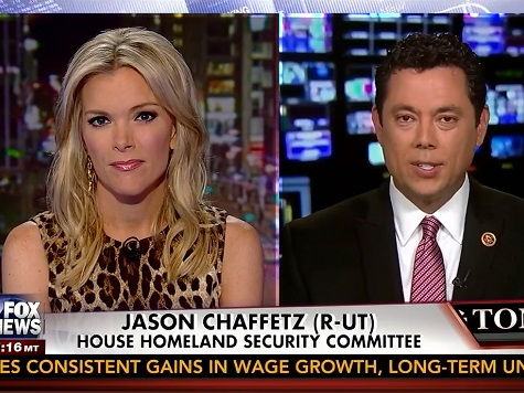 Chaffetz: Four Individuals With Terrorist Ties Captured Crossing Border