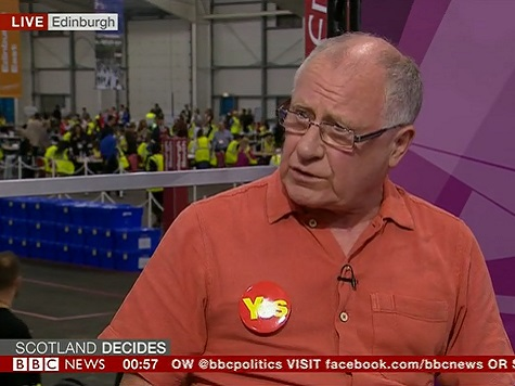 Scottish Independence Leader Hints Yes Vote Could Advance Socialism