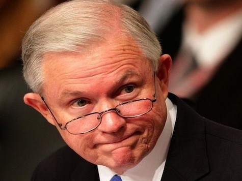 Sessions: America Not an Oligarchy Where Masters of the Universe Decide Immigration Law