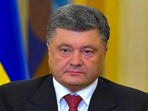 Ukrainian President Pleads to Congress: 'We Cant Win Wars With Blankets'