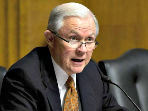 Sessions: Senate Dems 'Lemmings' for Obama 'Palace Guard' Harry Reid