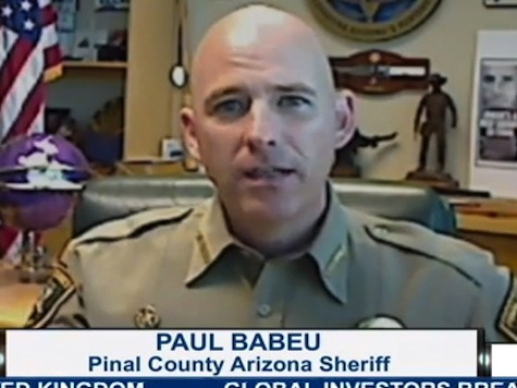 AZ Sheriff: Obama Flat-Out Lying About Releasing Criminal Illegal Immigrants