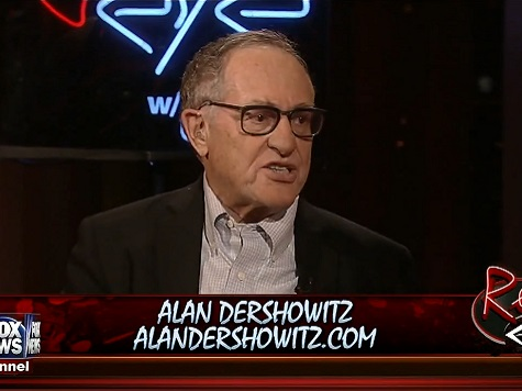 Dershowitz: I've Seen People Argue Before SCOTUS High