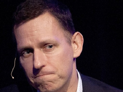 Peter Thiel: 'Liberal Consensus' in Education 'Crazy'