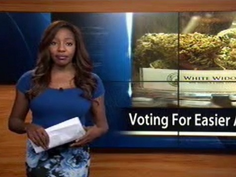 Reporter Quits On-Air to Focus on Marijuana Campaign [Language Warning]