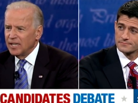 Flashback: Biden Attacks Ryan by Asking if He Wants to Bomb Syria