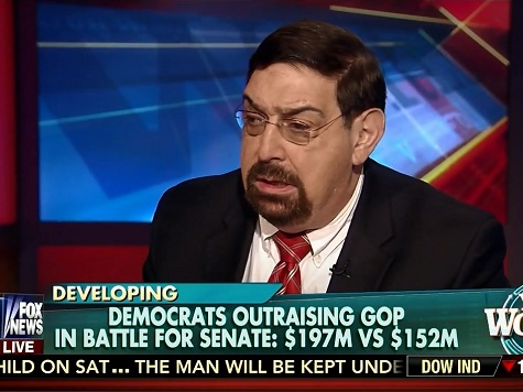 Pat Caddell: GOP Should Nationalize Immigration Issue