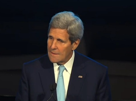 Kerry: Climate Change Will be 'Front and Center' in All Diplomatic Efforts