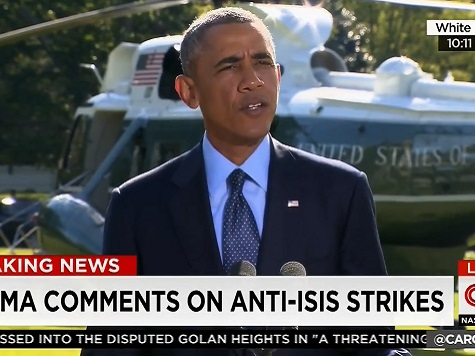 Obama: We'll 'Do What's Necessary to Take the Fight' to ISIS