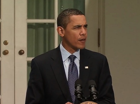 Obama in 2009: F-22 Jets Used to Strike Syria 'Outdated and Unnecessary'