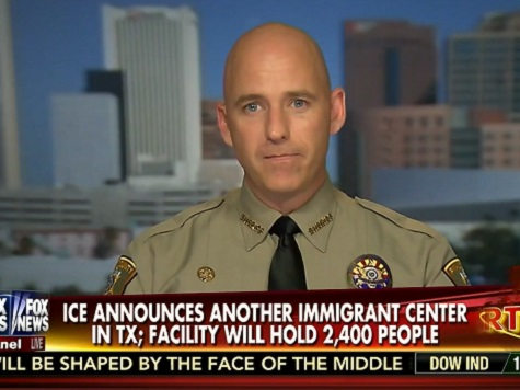 AZ Sheriff: Exec Amnesty Will Make Law Enforcement's Job 'Far More Difficult'