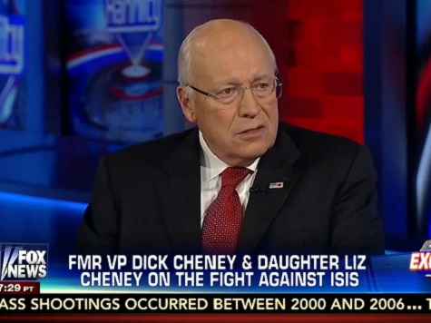 Cheney: Obama Has Refused 'to Accept Good Military Advice'
