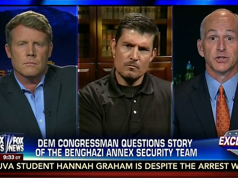 Benghazi Security Officers Debate Dem Congressman