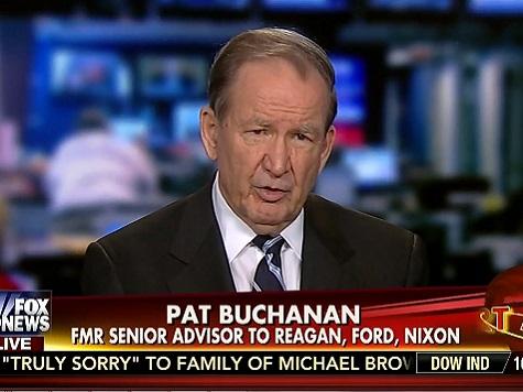 Buchanan: America Allowing Anti-US 'Animosities' Into Country