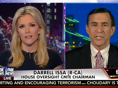 Issa: Timing of Holder Resignation 'A Political Event'