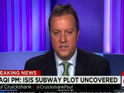 CNN: Subway Threat Comes from ISIS Fighter Interrogated After Battlefield Capture