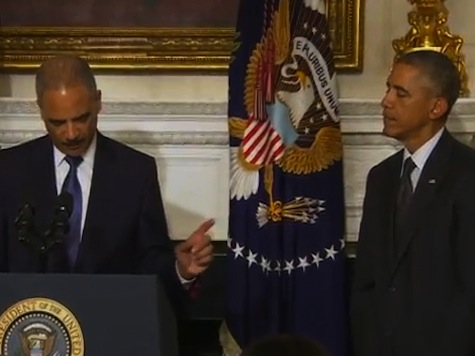 Holder: My Work Helped to Create a More Perfect Union