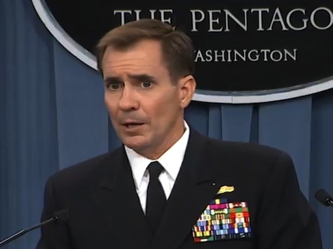 DOD Spox Doesn't Deny — Just Won't Detail ISIS Subway Plot